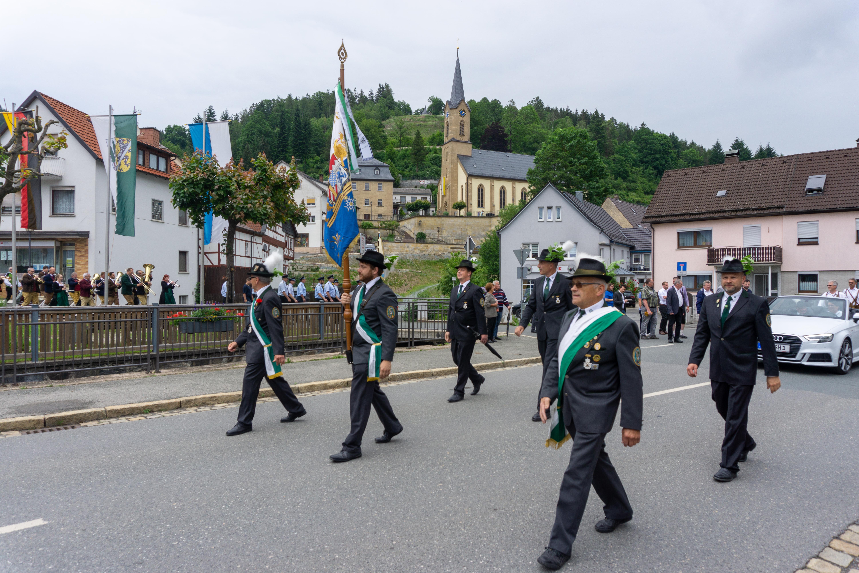 Bericht und Bilder Schützenfest 2019