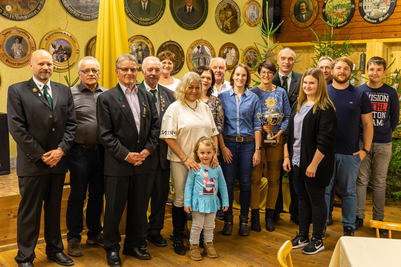 Vereinsmeisterschaft / Jahresabschluss- und Königsfeier